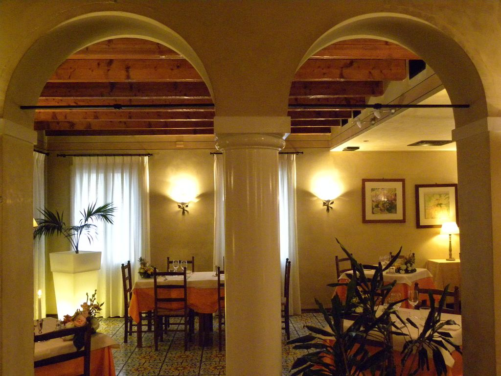 """Il ristorante """"Al Palazzon"""""""